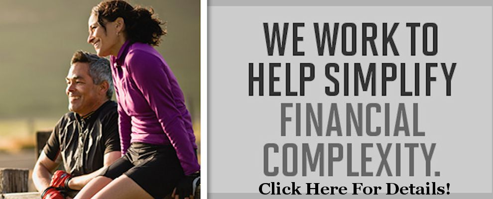 Simplify Financial Complexity